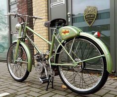1949 Ducati Cucciolo SIATA