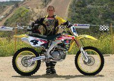 Gaston Rahier Dirt Bike Legends Pinterest