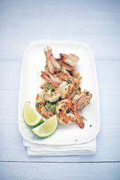 ♥ garlic shrimps by barbaraT pane&burro