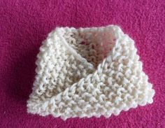 How to Knit a Mobius Dog Scarf « Knitting & Crochet