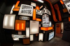 Urban Outfitters on Behance