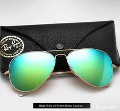 ae04dda73f320 Ray-Ban · Gold Aviator Sunglasses