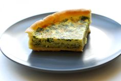 Living Without - Dairy-Free Vegetable Quiche - Recipes Article
