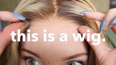 Dark Circles Around Eyes, 50 Hair, Best Wigs, Cosplay Wigs, Anime Cosplay, Blonde Wig, Good Hair Day, Fine Hair, Human Hair Wigs