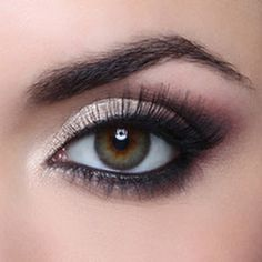 Eye Makeup: Classic_Lifting