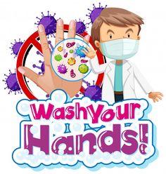 Crying Cartoon, Hand Washing Poster, Medical Health Care, Avatar Characters, Short Stories For Kids, Kids Girls, Cute Kids, Teaching, Vector Freepik
