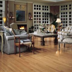 Natural Choice 5/16 x 2-1/4 Wide by Bruce Hardwood Flooring