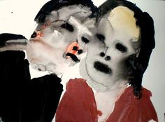 shohei hanazaki 花崎昇平 | Person images Visual Comfort, Modern Art, Contemporary, Figure Drawing, Figurative Art, Fascinator, Fantasy Art, Museum, Illustrations