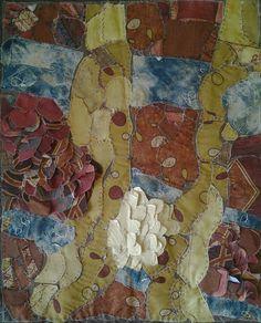 Arte textil maximalista de: MARTHA MEDELLIN ANAYA