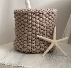 BiG KNiT Medium Storage Basket