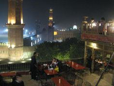 Cooco's Den, Lahore (Photo: Peter Jebsen - all rights reserved)