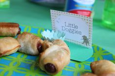 Frogs, Snails and Puppy Dog Tails Birthday Party Ideas | Photo 22 of 57 | Catch My Party