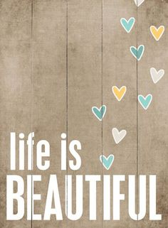 Life Is Beautiful!! Know how to enjoy it responsibly :)
