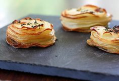 Potato Stacks - Real Recipes from Mums