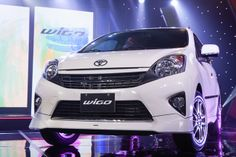 Toyota PH officially launches Wigo, aims to sell 500 units a month