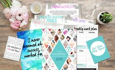 Make 2015 the #bestyearever for your Blog with help from our gorgeous SBB Blog planner. The gorgeously designed Blog Planner includes over 60 pages of checklists, planners, calendars and printables you need to get your blog on track. PLUSSpecial goal setting sections and trackers, loads of inspiration, and exclusive step-by-step Blog Boosting Roadmaps to help you grow your blog traffic, social media and blogging income even more as well. #BestBloggingTips