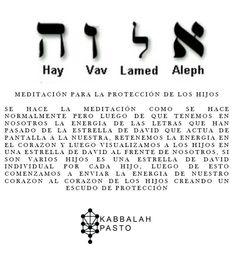 Protección para los hijos kabaláh