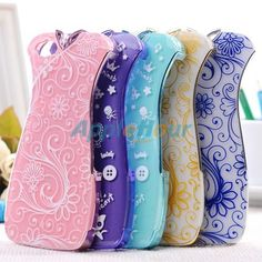 Luxury  Cheongsam  Pattern  Protective  Case Cover  For Apple iPhone 5
