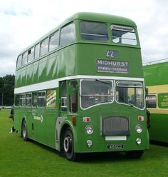Northern Counties-bodied Leyland Titan PD3/4, Southdown Motor Services fleet number 419.