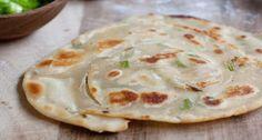 Green Onion (Scallion) Pancake