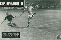 USSR 3 Czechoslovakia 0 in 1960 in Marseille. Valentin Ivanov scored again on 56 to make it 2-0 in the Semi Final of Euro '60.