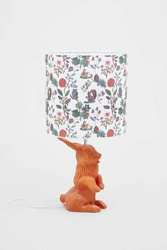 Nathalie Lete Jeannot Lapin Lamp in Tan - Urban Outfitters