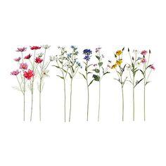 SMYCKA Konstgjord blomma - IKEA