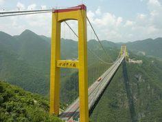 Η γέφυρα του ποταμού Σίντου, Κίνα, 20 γέφυρες που προκαλούν δέος - (Page 6)