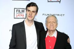 thefederalist.comMarston Hefner had to undergo a 52-week domestic violence program in 2012 after he ostensibly assaulted his Playmate girlfriend, Claire Sinclair. The police arrived at the scene after Claire called for help. scumbag