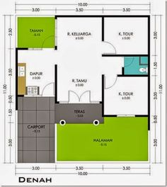 61 Trendy Home Studio Architecture Building Home Room Design, Home Design Plans, Dream House Plans, Small House Plans, Type 45, Building A Small House, Studios Architecture, Narrow House, Minimalist House Design