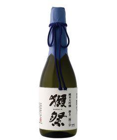 Une bouteille de saké Japonais Dassai