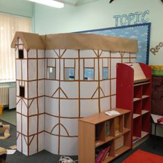 Globe Theatre for Y4 Shakespeare/Tudors topic