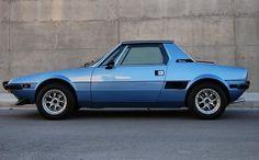 #13 (1972-89) Fiat X/19