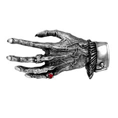 Nosferatu's Hand Buckle