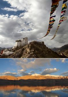 Ladakh Tour 8n/9d - Tours From Delhi - Custom made Private Guided Tours in India - http://toursfromdelhi.com/ladakh-tour-package-8n9d-leh-alchi-tingmosgarn-lamayuru-tsomoriri-lake/