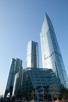 Modern Architecture Skyscrapers - http://acctchem.com/modern-architecture-skyscrapers/