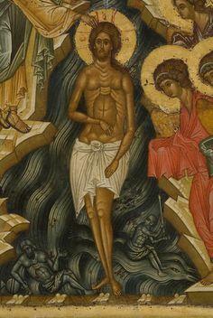Iconostas Rusia sec. Byzantine Icons, Byzantine Art, Greek Icons, Renaissance Kunst, Paint Icon, Russian Icons, Religious Icons, Albrecht Durer, Jesus Christ