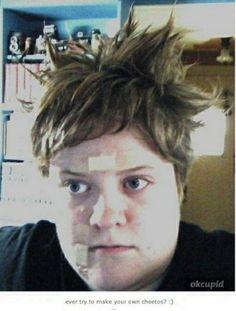 weird online dating profiles
