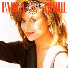 PAULA ABDUL FOREVER YOUR GIRL **** CD **** featuring the hit single 'STRAIGHT UP' in stock WE SHIP WORLDWIDE