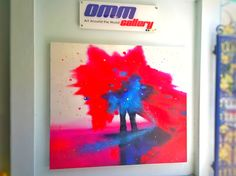 Contemporary Art  Artist : Amnaj Wachirasut  Title : Neo Fantasia Man Medium : Oil on canvas  Size : 140 x 160 cm. Style : Neo Surrealism Date of Creation : 2014
