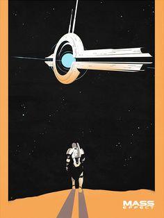 Mass Effect by Calum Alexander Watt *
