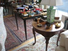 3/18/16 Watergate two story condo with all the oriental rugs-this only shows 3 of them.