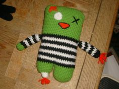 Crochet Zombie - Craftster.org