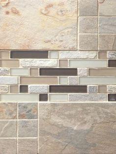 Kitchen tile backsplash idea from Contract Furnishings Mart