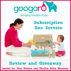 check this giveaway out! http://www.vivaveltoro.com/2014/01/googaro-subscription-box-babies-toddlers-win-months-box.html