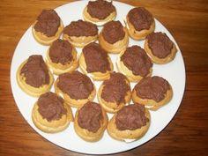 THM Chocolate Eclairs (S)  Oh yum!  Very easy, too.