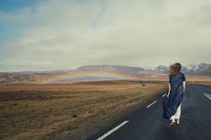I found a rainbow / Beata Rydén