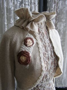 LOVE upcycled clothes!