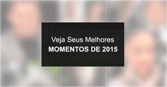 Crie Uma Montagem Com Suas Memórias de 2015!