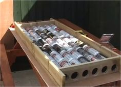 diy solar food dehydrator from beer cans
